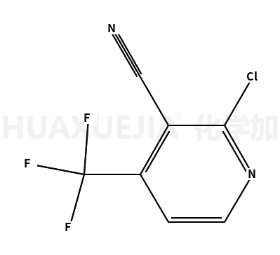 2-氯-4-三氟甲基吡啶-3-甲腈