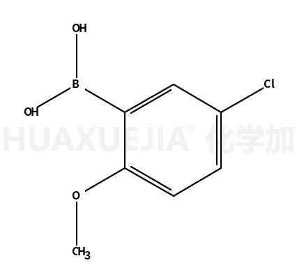 5-氯-2-甲氧基苯硼酸
