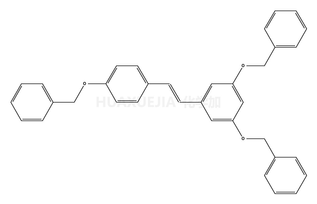 白藜芦醇三苄醚