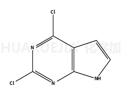 2,4-二氯-7H-吡咯并[2,3-d]嘧啶