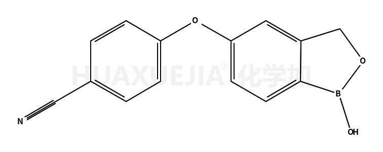 4-((1-Hydroxy-1,3-dihydrobenzo[c][1,2]oxaborol-5-yl)oxy)benzonitrile