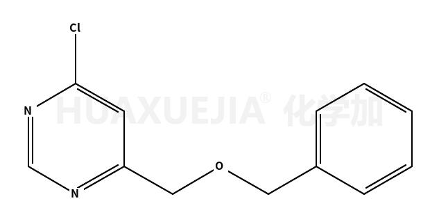 4-苄氧甲基-6-氯嘧啶