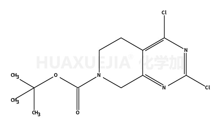 2,4-二氯-5,6-二氢吡啶并[3,4-d]嘧啶-7-甲酸叔丁酯