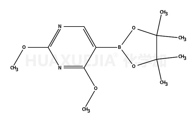 2,4-二甲氧基-5-(4,4,5,5-四甲基-[1,3,2]二噁硼烷-2-基)-嘧啶