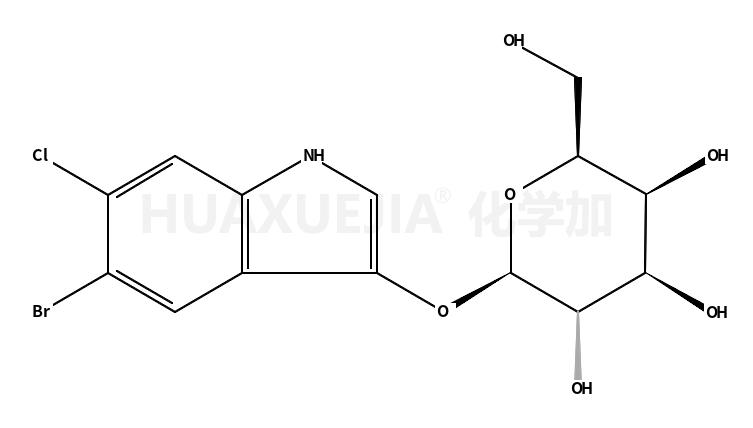 5-溴-6-氯-3-吲哚基-β-D-半乳糖皮蒽