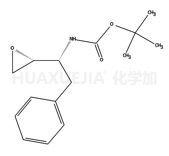 (1S)-1-(2R)-环氧乙基-2-苯乙基氨基甲酸叔丁酯